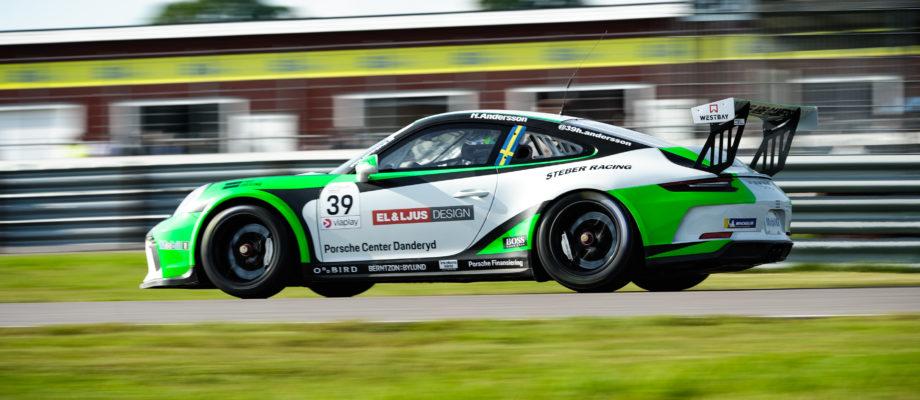 Porsche/Hugo Andersson