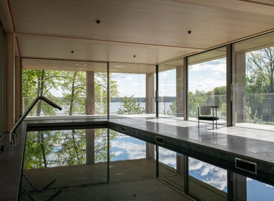 Poolhus i Stockholms län