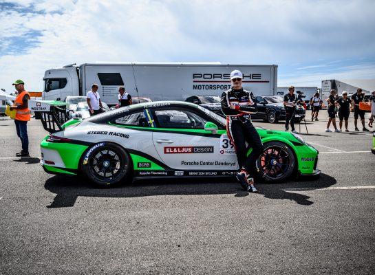 Porsche Carrera Cup Scandinavia  – Hugo Andersson
