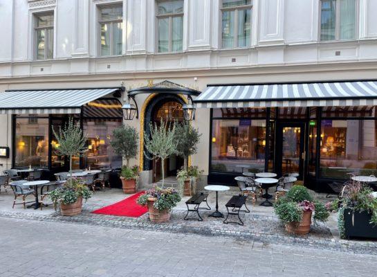 Villa Dagmar Hotell/restaurang